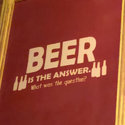 Casco Viejo - Beer is the answer