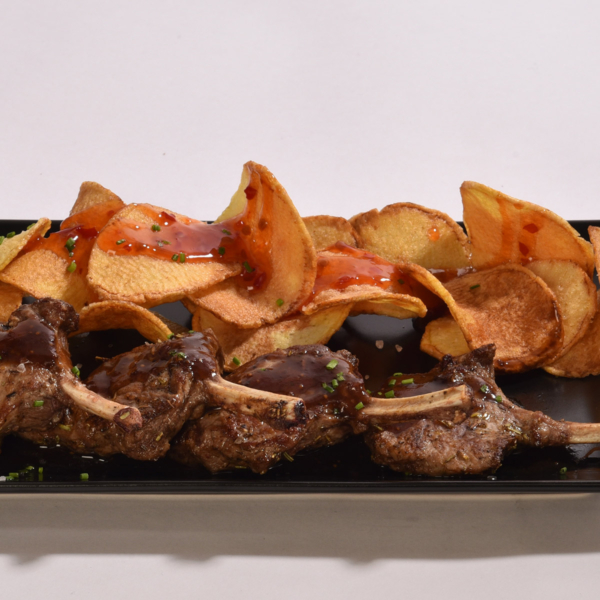 Casco Viejo, Lammkoteletts vom Grill