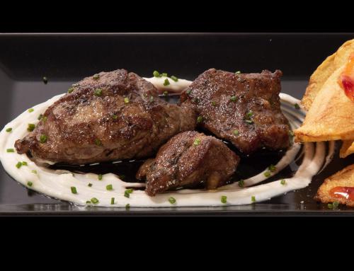 Unser Dauerbrenner auf der Speisekarte: «Pluma Iberica!» –ein Hit!