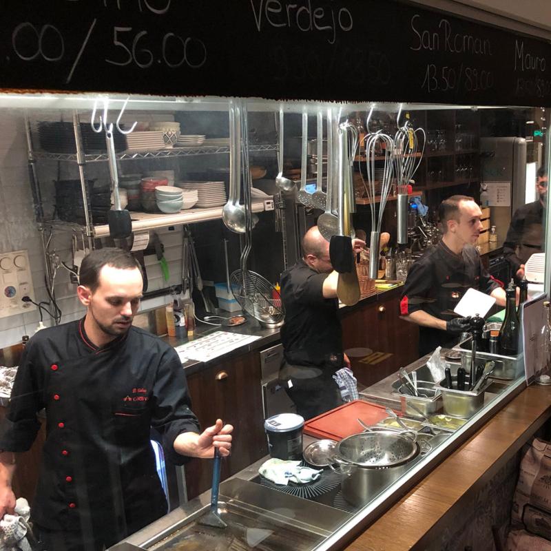 Casco Viejo: Tapas frisch zubereitet